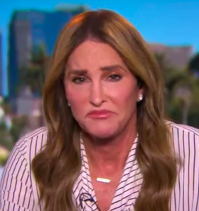 """Caitlyn Jenner claims she's the victim of transphobia and the whole world is like """"Girl, stahp!"""""""