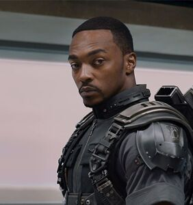 In bizarre statement, Anthony Mackie blasts fans who see gay love in his Marvel role
