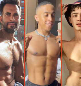 David Beckham's big stick, Colton Underwood's new babes, & Matthew Camp's damp drawers