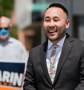 """State attorney apologizes for sending vile email to this gay candidate: """"Die and go to hell"""""""