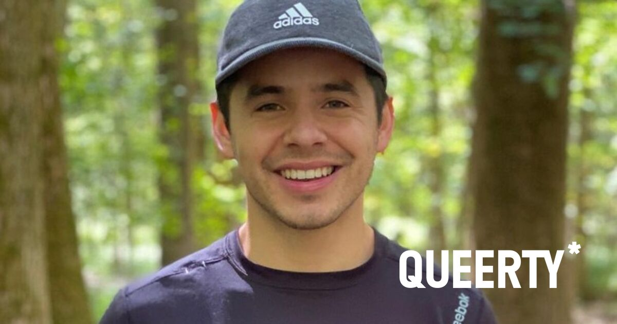David Archuleta says he's used to pray to be straight and is still saving himself for marriage