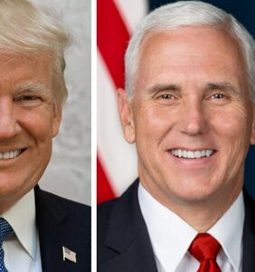 Donald Trump blames Mike Pence for not being President anymore