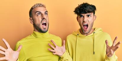 "Gay Twitter freaks over Apple's new Grindr & Scruff ""ban"""