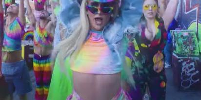 "WATCH: Jan, Alaska & Peppermint team up for original pride track ""Gay Hands Up"""