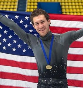 US Olympic figure skater Jason Brown comes out as gay in Pride Month message