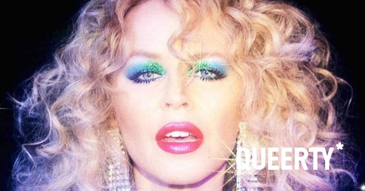 Stop everything and listen to Kylie Minogue covering Lady Gaga