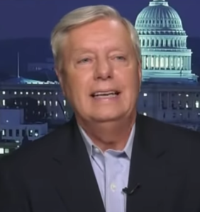 """Lindsey Graham near tears as he pines for Donald Trump on live TV, says """"I miss Trump"""""""