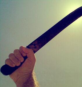 Police arrest machete-wielding teen in possible antigay hate crime