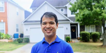 Marvin Lim has already made history in Georgia politics and he's just getting started