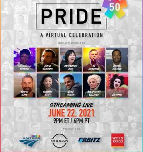 RSVP: Queerty Pride50 with Symone, Brian Sims, Margaret Cho and more