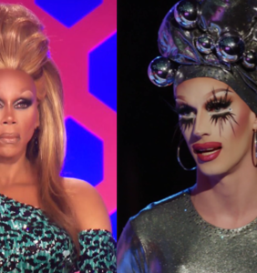 RuPaul calls out 'Drag Race' contestant's racist past on the air