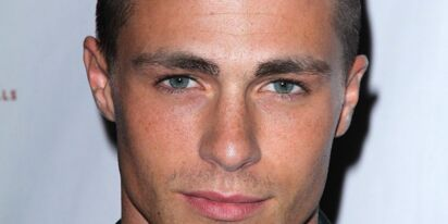 Colton Haynes shares photo he spent years trying to get wiped from internet
