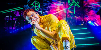 Lady Gaga and Olly Alexander just teamed up and OMG