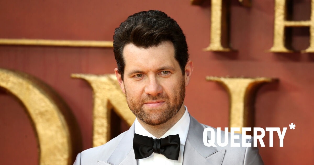 Billy Eichner shares his excitement–and outrage–over his new movie