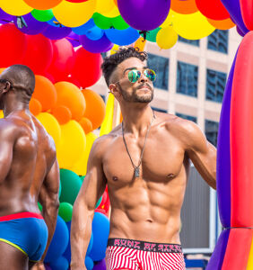 Grindr marks the return of queer clubbing with a series of fabulous Pride parties