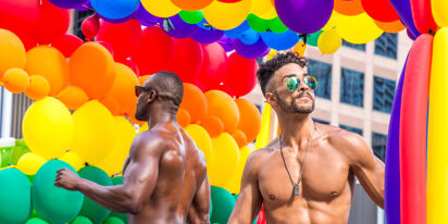 Here's how to create your own sexy–and safe–pride adventure
