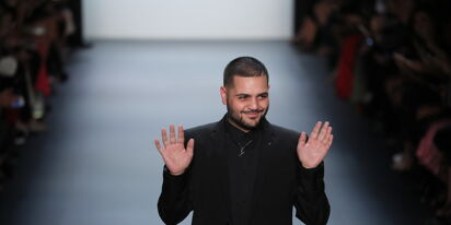 """Michael Costello says cancer survivor accusing him of sexual harassment is on a """"clout chase"""""""