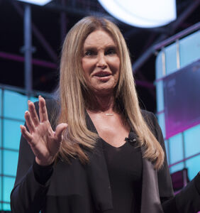 Caitlyn Jenner says it's easier to come out trans than Republican