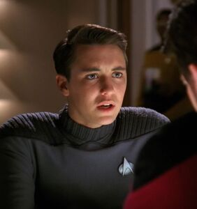 Star Trek's Wil Wheaton loves that gay boys crushed on Wesley Crusher