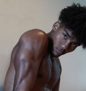 PHOTOS: Up close with Yai Ariza, dancer who kissed Lil Nas X on stage