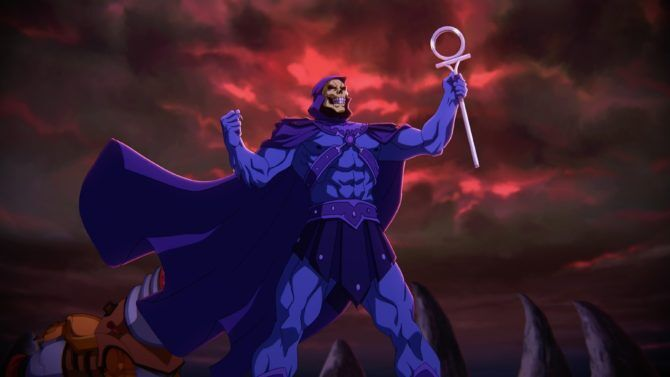 Kevin Smith Explains He-Man & Masters of the Universe: Revelation's Awful Review