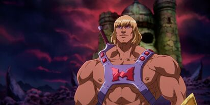 'He-Man' writers on character's enduring homoeroticism in 'Masters of the Universe: Revelation'