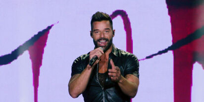 EXCLUSIVE: Ricky Martin recalls his decision to come out in 'Behind the Music'