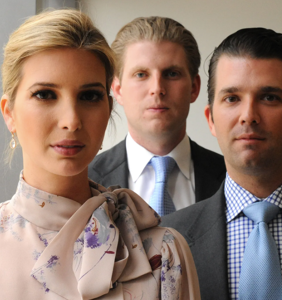 Mary Trump has another dire prediction about her cousins and it already seems to be coming true
