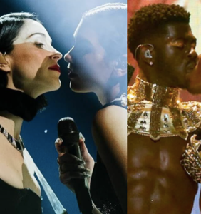 A quick roundup of gay kisses at music award shows that doesn't include Madonna
