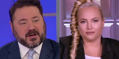 Meghan McCain's husband busted for tweeting at adult film actress
