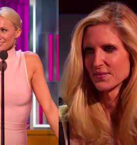 Comedian Nikki Glaser shares the one joke about Ann Coulter she feels a tiny bit bad for making