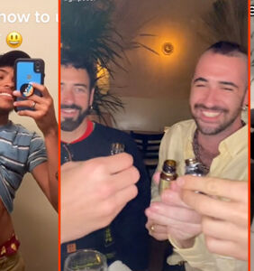 Living the gay dream, Grindr dates, & poppers at the dinner table
