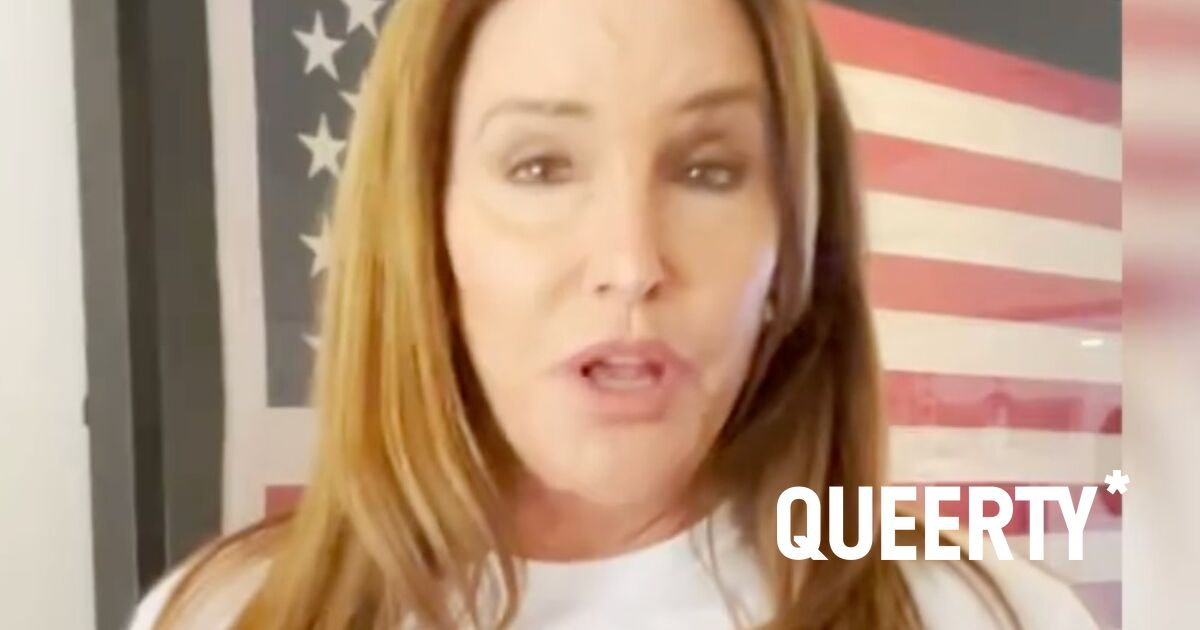 Caitlyn Jenner just dug herself into an even deeper hole while campaigning from quarantine