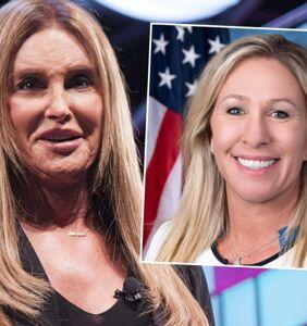Marjorie Taylor Greene uses transphobia to slam Caitlyn Jenner's California run