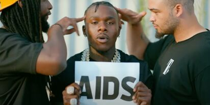 Time to go over basic facts about HIV that some rappers haven't quite learned