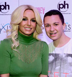 Gay superfan claims he has evidence that will end Britney Spears' conservatorship
