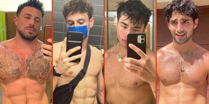 Chella Man's cold shower, KJ Apa's pool date, & Andres Camilo's black pig