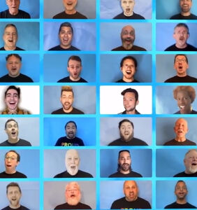 This very funny gay chorus video got a whole lot of right wingers seeing red