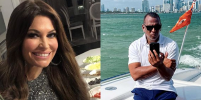 Kimberly Guilfoyle is obsessed with A-Rod's Instagram page and it's getting creepy