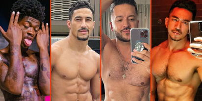 Jai Rodriguez's pits, Matt Lister's gym flow, & Ryan Phillippe's not-so-dad bod