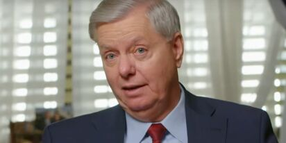 Lindsey Graham tests positive for coronavirus after going to a boat party