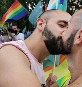 PHOTOS: Madrid Pride in Spain draws thousands out on to the streets