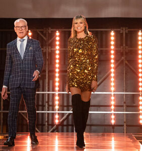 This weekend, Tim Gunn is back and he's ready to slay