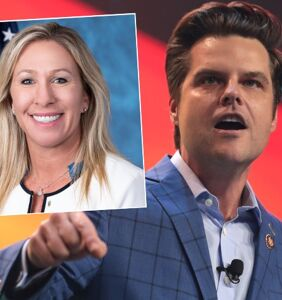 Gaetz and Greene outraged they can't walk into prison unannounced for a tour