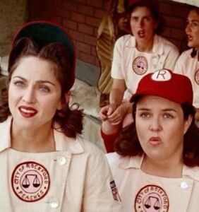 'A League of Their Own' is getting a TV series, and this iconic Peach is returning