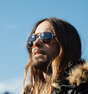 Twitter goes nuts with Jared Leto memes after he shows up to fight in quite the outfit