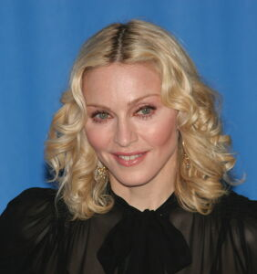 Madonna compares Britney's situation to slavery as only Madonna would