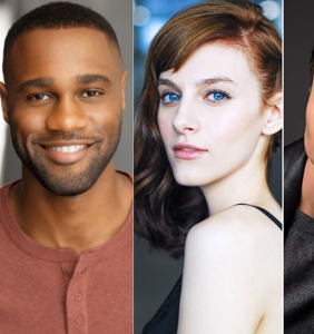 """Meet the wonderfully queer cast of Kit Williamson's new series """"Unconventional"""""""