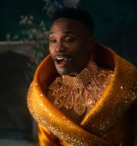 WATCH: Billy Porter slays as a fabulous Fairy Godmother in 'Cinderella'