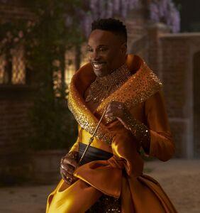 "Billy Porter on bringing queer realness to 'Cinderella': ""Magic has no gender."""